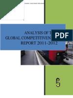 PIOJ Analysis of the 2011-12 GCR Report