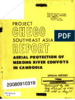 10-1-1971 Aerial Protection of Mekong River Convoys in Cambodia