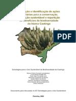 Drumond et al 2000 Estratégias para o Uso Sustentável da Biodiversidade da Caatinga