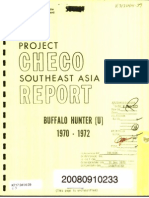 7-24-1973 BUFFALO HUNTER (U) 1970-1972