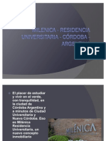 MILENICA - Residencia Universitaria - Córdoba - Argentina