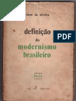 Defin de Modernismo Cap. 8 _ Tasso Da Silveira