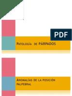 PÁRPADOS expo