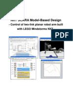 NXT SCARA Model-Based Design