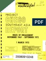 3-1-1973 Rules of Engagement November 1969 - September 1972