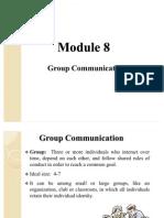 Module 8 BC
