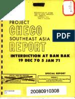 1-26-1971 Interdiction at Ban Bak 19 Dec 70 to 5 Jan 71