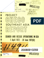 11-27-1974 Search and Rescue Operations in SEA 1 April 1972 - 30 June 1973 (U)