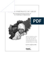 Global Exchange - Afghan Portraits of Grief - The Civilian/Innocent Victims of U.S. Bombing in Afghanistan (Sept 2002)