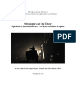 Open Society Institute - Strangers at the Door - Night Raids in Afghanistan (Feb 2010)