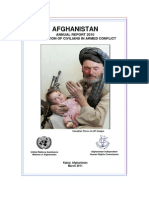 UNAMA Annual Report 2010 - Protection of Civilians in Armed Conflict