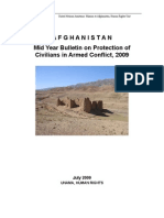 UNAMA Mid Year Report 2009 - Protection of Civilians in Armed Conflict