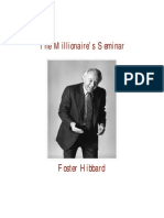 Foster Hibbard_The Millionaires Seminar