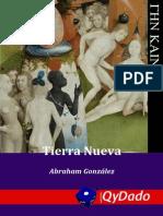Tierra Nueva - Abraham González Lara (2012)
