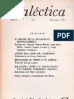 Dialéctica, nº 09, diciembre 1980