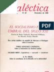 Dialéctica, nº 20, diciembre 1988