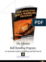 Effective Ball Handling