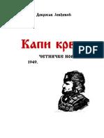 Kapi Krvi Cetnicke Novele Dobrosav Jevdjevic