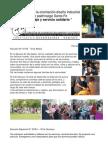 Informe Viaje 2008