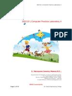 01. GE2115_Computer_Practice_Laboratory_II_UNIX Command Manual
