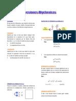 3º ALG - Guía 1 - Expresiones Algebraic As - Monomios - Polin