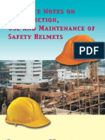 PPE Safety Helmet