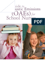 OAE Guide for School Nurses[1]