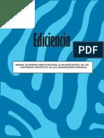 Ediciencia Manual Edicion Digital