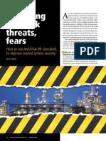 Revealing Net Threats Fears - Byres