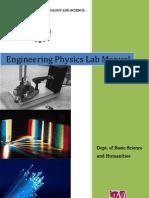 B.tech Physics Manual