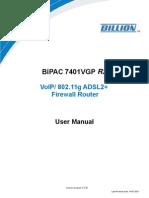 Bipac 7401vgp r3 Fw6.22b_um1.20_en