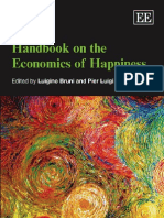Handbook on the Economics of Happiness (Bruni and Porta 2007)