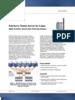 Mxs Linux Datasheet