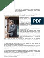 Report attività 2011 Tiziano Alessandrini