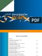 II Informe Inversion Publica