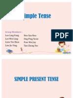 Elp Simple Tense