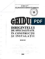 60611845 GHIDUL Dirigintelui de Special It Ate in Constructii Si Instalatii