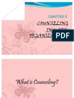 Chapter 8 Counselling