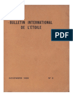 Bulletin International de L'Étoile N°2 Novembre 1929 par J. Krishnamurti