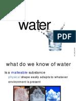 Water Masaru Emoto