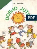 Edo Vajnaht Dobro Jutro Poc48detnica Za 1 Razred Osnovne c5a1kole