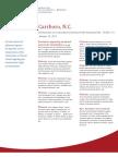 Carrboro, N.C., Board of Aldermen Resolution for Constitutional Amendment Overturning Corporate Personhood (Feb 2012)