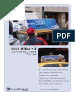 my media kit all