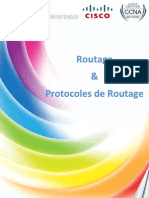 Rapport Routage