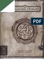 D&D- Les Royaumes Oublies