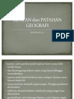 Lipatan Dan Patahan Geografi