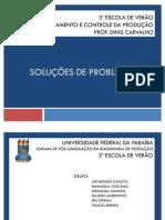 Apresentação de PCP