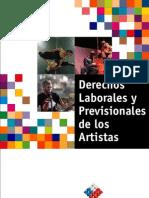 Derechos Laborales y Prevision Ales de Los Artistas
