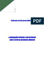 cadernos de recursos hídricos ana - Navegacao