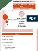 Turbine Cascade
